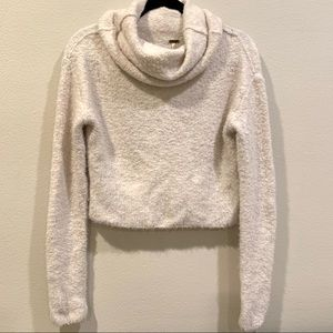 Free People Soft Cowlneck Sweater